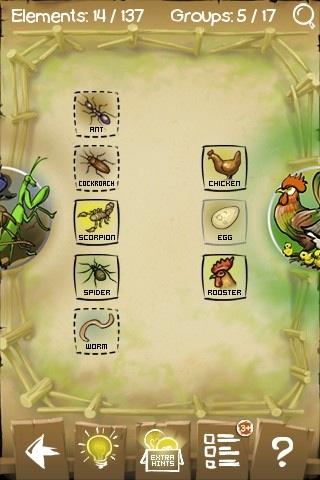 IMG 0207 Doodle Farm per iOS: unapp per riscoprire levoluzione della specie animale