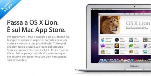 Schermata 2011 07 19 a 23.21.17 520x263 E ufficiale: Mac OS X Lion verrà rilasciato oggi