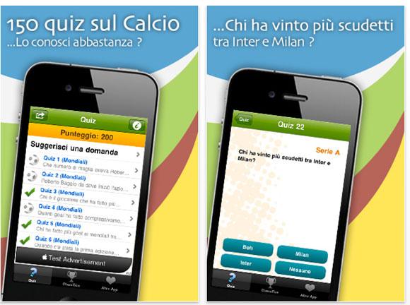 conosci il calcio App gratuita per iPhone: Conosci il Calcio?