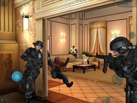 screenshot1131059362201 Tom Clancy's: Rainbow Six Shadow Vanguard HD è ora disponibile in App Store