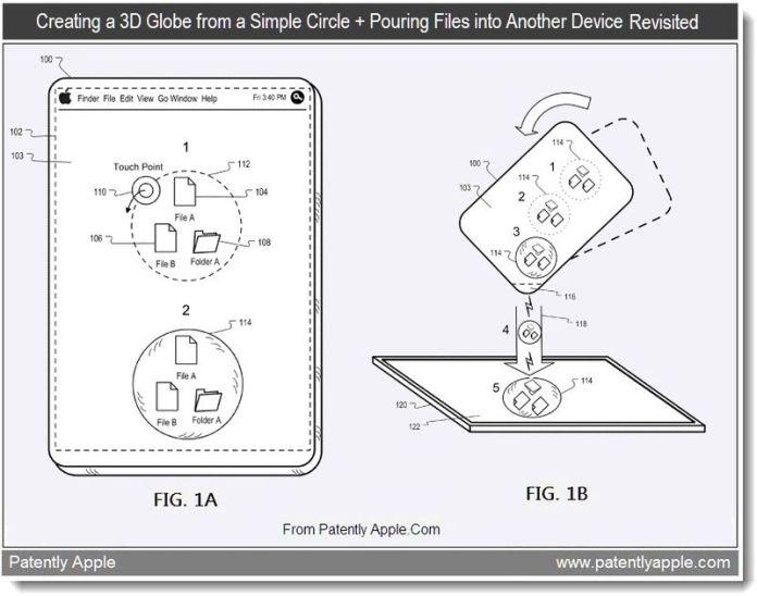 6a0120a5580826970c014e8a90920a970d 800wi Apple brevetta nuove gesture per iOS