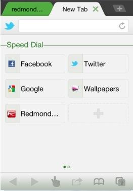 CapturFiles 22 Dolphin Browser è disponibile per iPhone