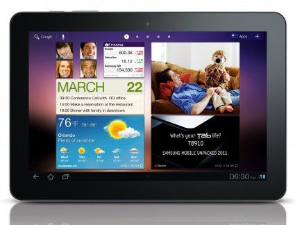 GalaxyTab10 Apple blocca il Samsung Galaxy Tab in Europa