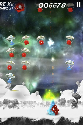 IMG 0253 Jelly Invaders per iPhone: un passatempo molto coinvolgente per iPhone