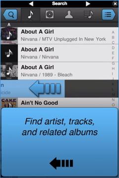 IMG 1118 Panamp: un nuovo modo di ascoltare la tua musica su iPhone ed iPod touch