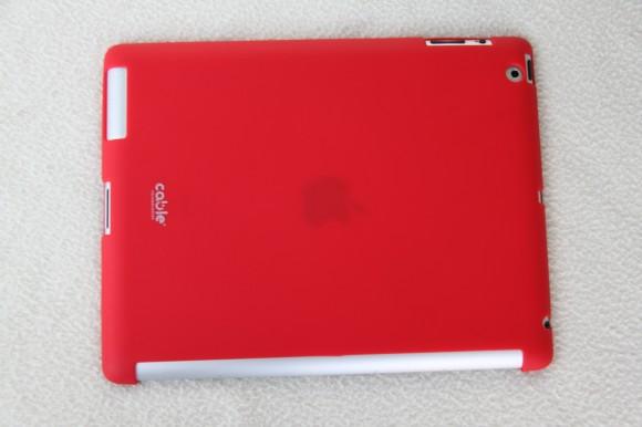 IMG 6065 580x386 Provata la Combo Case, cover in TPU per proteggere il retro di iPad 2