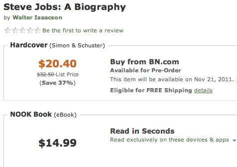 Schermata 08 2455789 alle 20.58.46 La Biografia ufficiale di Steve Jobs disponibile dal 21 novembre 2011