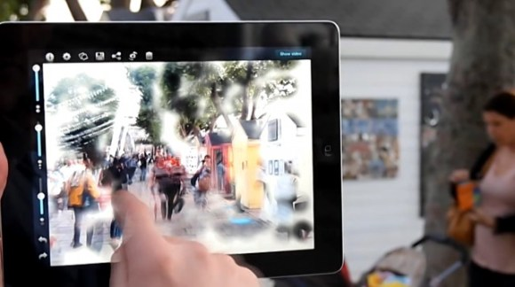 Screenshot composite 3 580x324 Composite: una nuova applicazione iPad per creare composizioni artistiche dellambiente circostante