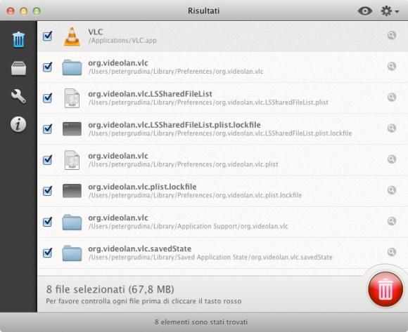 TrashMe 580x473 Confronto fra i Top 10 disinstallatori per Mac