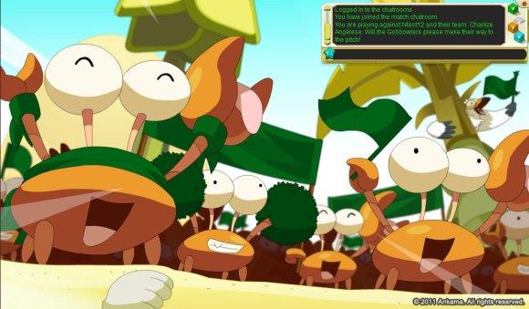boufbowl1 580x339 Un lancio internazionale per il gioco del Pappaball (Gobbowl) nel 2011