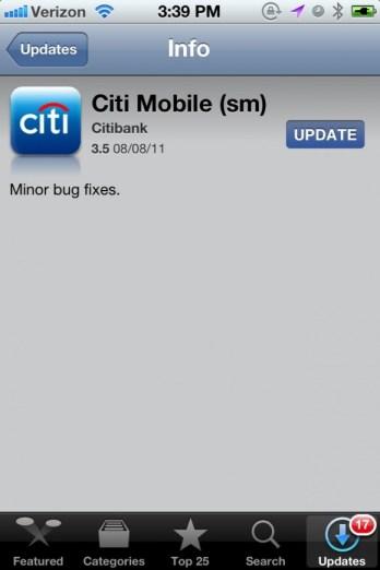 iOS5b6.004.081911 580x870 iOS 5 elimina la barra di avanzamento negli aggiornamenti in App Store