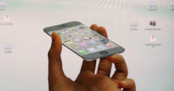 iphone5 b 580x303 5.983.772 visualizzazioni al nuovo video concept delliPhone 5 di AatmaStudio