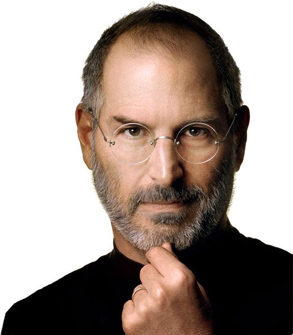 stevejobs official PuntoInformatico: Lultima trovata di Steve Jobs. Quando le piccole testate insegnano alle grandi.