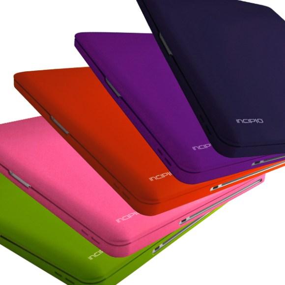 MacBookProFeatherColors big 580x580 Provato il Case Incipio Feather per proteggere i nostri Macbook