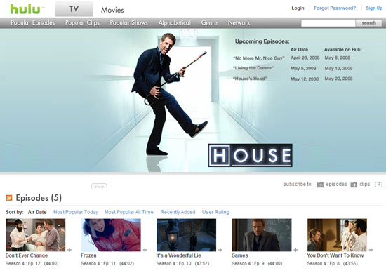 hulu ziogeek Oltre ad Apple, anche Google vuole comprare Hulu