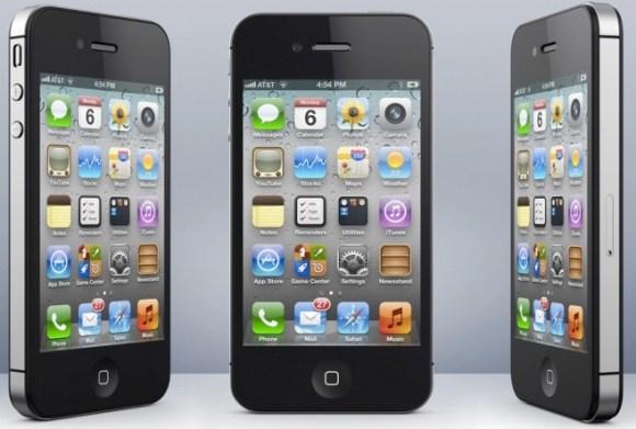 iphone4smockup1 580x391 Rumors: il prossimo iPhone avrà anche un modello da 64GB