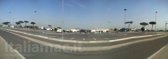 italiamac campania 3 580x203 Anteprima The Day Before: LApple Store Campania ad un giorno dallinaugurazione [Foto]