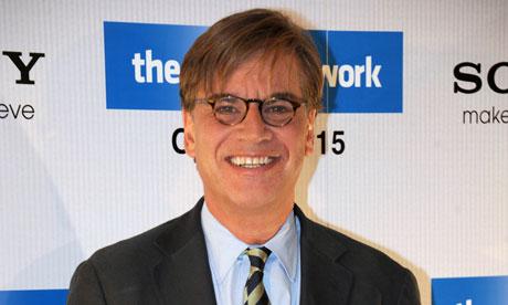 Aaron Sorkin is the lates 007 Sony corteggia Aaron Sorkin per scrivere la sceneggiatura del film su Steve Jobs