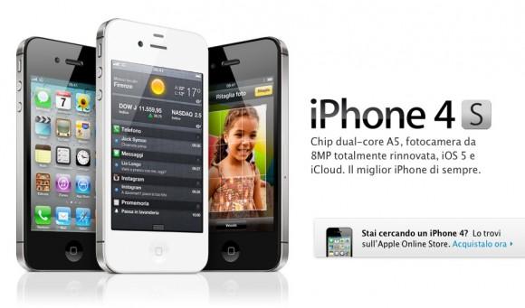 Schermata 10 2455851 alle 12.14.54 580x341 In america sono già stati venduti alcuni iPhone 4S liberi da contratto