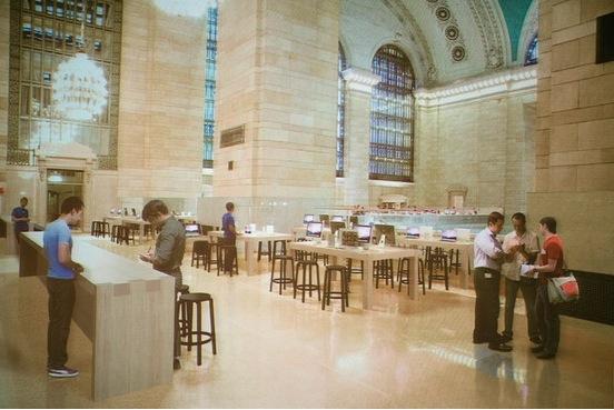 Schermata 10 2455858 alle 13.26.48 Apertura entro novembre dellApple Store nella stazione di New York?