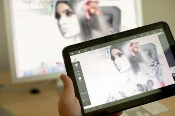 adobe creative cloud image 001 580x386 Adobe presto lancerà sei nuove applicazioni dedicate ai tablet