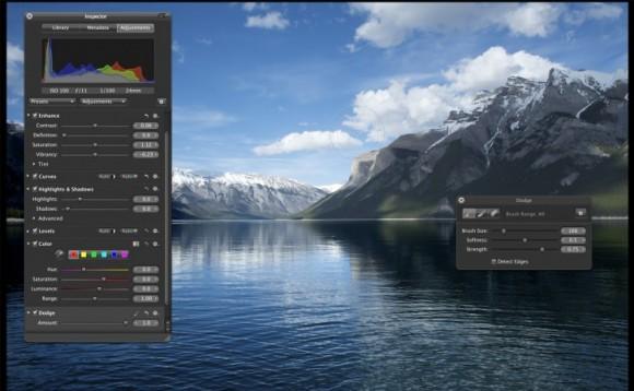 aperture3 fullscreenedit e1265724219981 580x358 Aperture si aggiorna alla versione 3.2.1