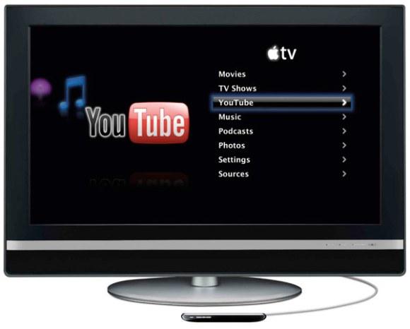 apple tv 1 580x466 Tra i progetti di Steve Jobs cera anche un televisore Apple