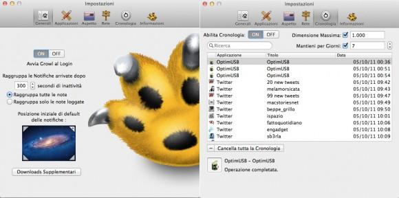 growl1 580x288 Growl si aggiorna e diventa App.