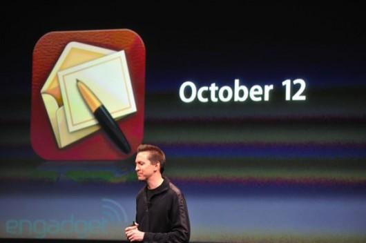 iphone5apple2011liveblogkeynote1255 530x352 Apple presenta due nuove applicazioni: Cards e Find My Friends
