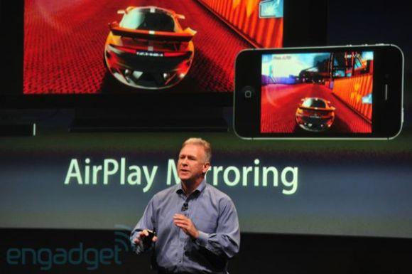 phpf87P1biphone5apple2011liveblogkeynote1476 580x385 Il nuovo device di Apple è liPhone 4S