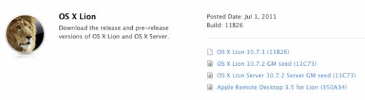 screen shot 2011 10 04 at 4 40 13 pm 530x146 Apple rilascia agli sviluppatori la Golden Master di OS X Lion 10.7.2