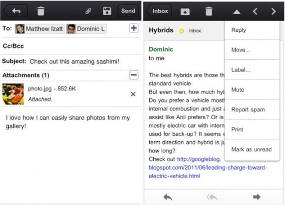 Schermata 11 2455868 alle 22.01.57 580x418 Google rilascia lapplicazione ufficiale di Gmail per i dispositivi iOS