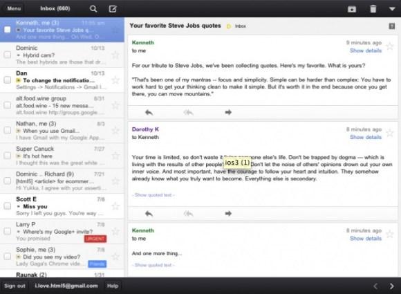 Schermata 11 2455868 alle 22.02.10 580x425 Google rilascia lapplicazione ufficiale di Gmail per i dispositivi iOS