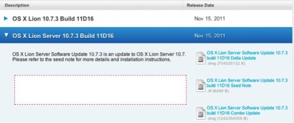 Schermata 11 2455882 alle 21.13.32 580x243 Apple rilascia OS X Lion 10.7.3 agli sviluppatori