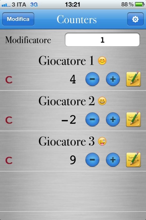 00 580x870 Counter++, utile app per creare contatori su iPhone