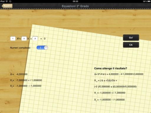 IMG 0139 iEquation: l'app che porta via i problemi con la matematica
