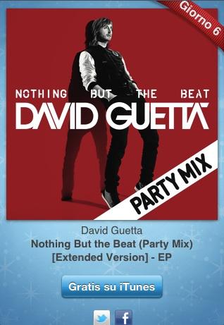Photo 31 12 11 00 07 46 12 giorni di regali: si ritorna alla musica con il singolo di David Guetta