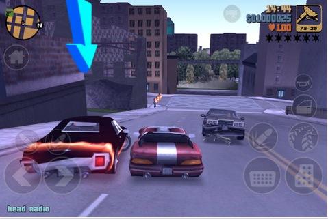 Schermata 12 2455911 alle 15.24.21 Grand Theft Auto III per iOS è disponibile su App Store