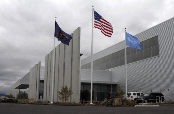 facebook oregon data center Apple sta vagliando la costruzione di un nuovo data center nellOregon