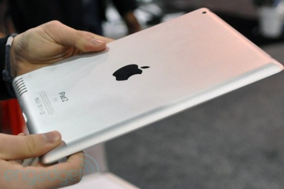iPad 2 580x386 Esplosione in un impianto a Shangai: si lavorava sugli iPad Apple