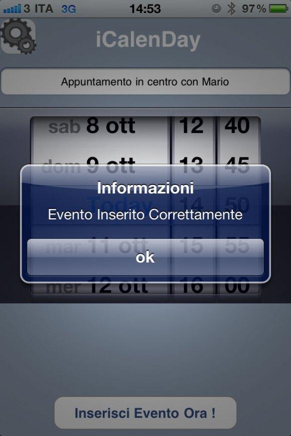icalenday1 580x870 iCalenDay, app free per gestire gli appuntamenti con Google