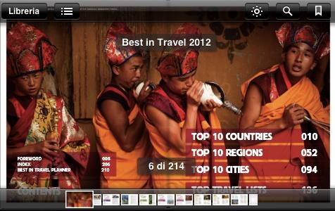 vit2012 12 giorni di regali: in viaggio con Best in Travel 2012