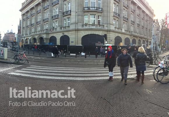 IMG 06231 Anteprima Italiamac: Le prime foto dei lavori in corso al nuovo Apple Store olandese di Amsterdam