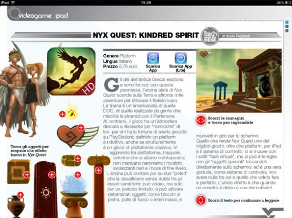 Videogame 580x434 E uscito il nuovo numero di You Tech Magazine per iPad