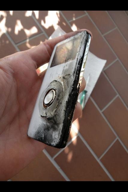 ipod bruciato 3 iPod bruciato, lesperienza di un utente di Italiamac
