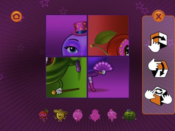 merry cubes 2 Merry Cubes HD, unApp divertente per i più piccoli.