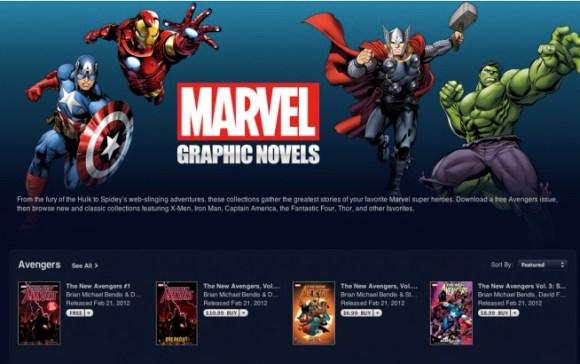 Immagine 02 2455987 alle 13.25.38 580x364 Disponibili su iBookstore i fumetti Marvel