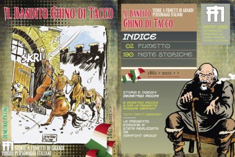 Indici Ghino di Tacco, un fumetto elettronico