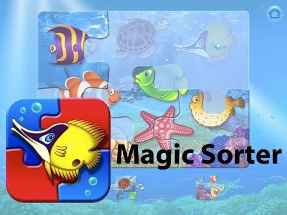 magic sorter home Magic Sorter, un simpatico gioco per i più piccoli.