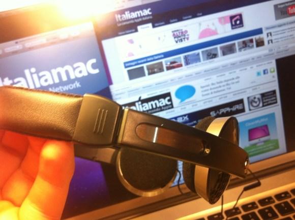 Italiamac cuffie IPHF2078 580x433 Prova su strada, Cuffie Stereo IPHF207 con microfono per iPhone e iPad (ma non solo)